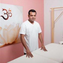 Ayurveda Massage am Samstag, 25. November 2021